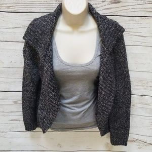 New York and Company Knit Slouchy Cardigan